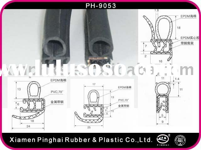 extrusive seal,window seal,door seal,PVC seal,auto sealing strip