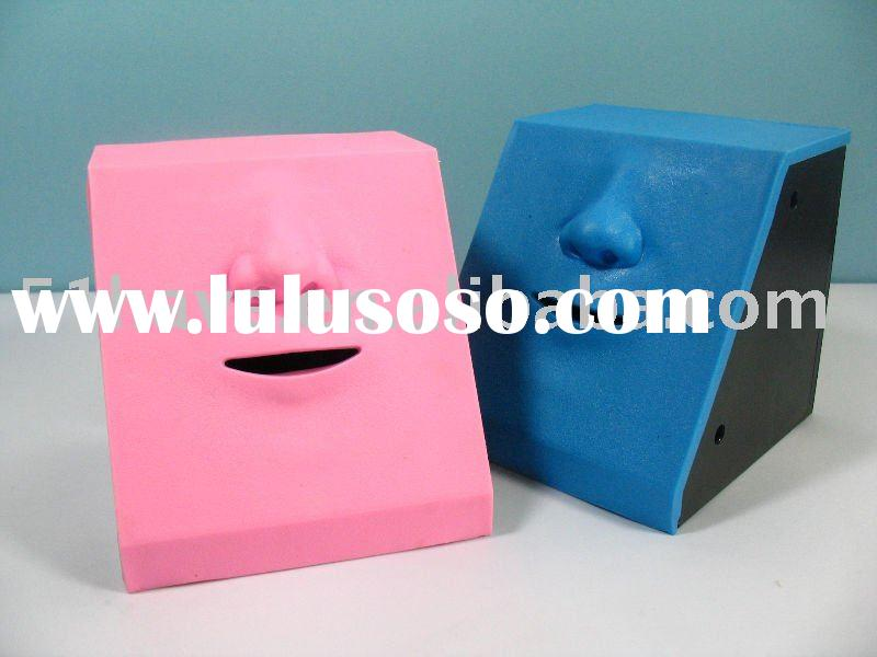kids plastic money box