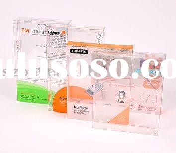 plastic packaging box with customized specifications