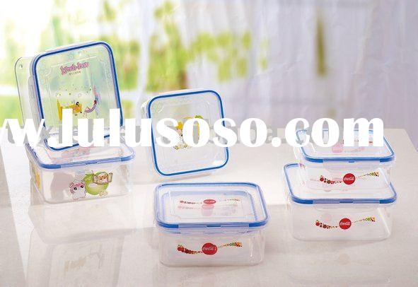 plastic small container,food container,food storage box,lock food container,plastic food container