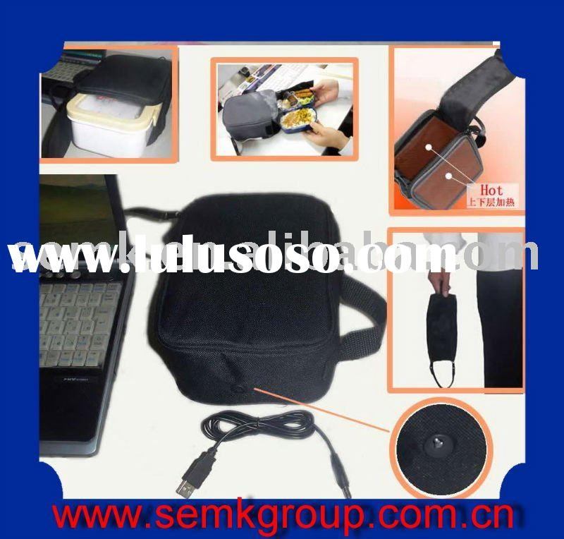 usb school lunch warmer heating lunch box thermal lunch box lunch totes kids lunch boxes usb hot lun