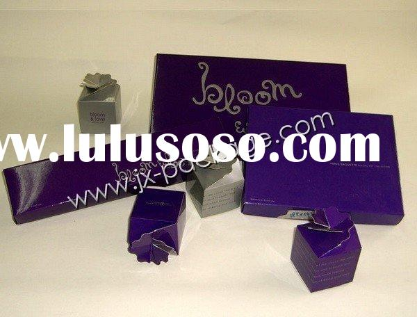 wedding candy chocolate gift paper boxes JXFB007