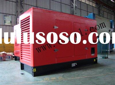 100 kva silent power generator with CE and ISO