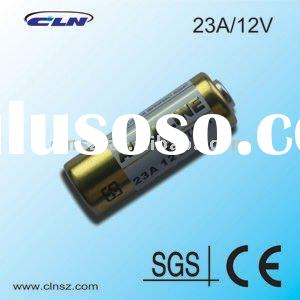 12v 23A/A23 Alkaline Battery(Used for remote control, car alarm)