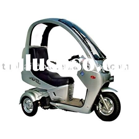 Scooter With Roof Scooter With Roof Manufacturers In
