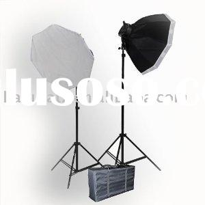 2000W Digital Photo Studio Continuous 5-socket soft box Lighting Kit