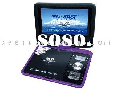 7.5'' dual screen car dvd player with TV/game