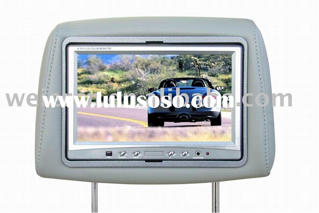 "8""Headrest DVD/headrest car DVD/car headrest DVD/car portable DVD"