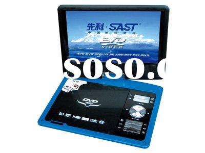 9.5'' dual screen car dvd player with TV/game