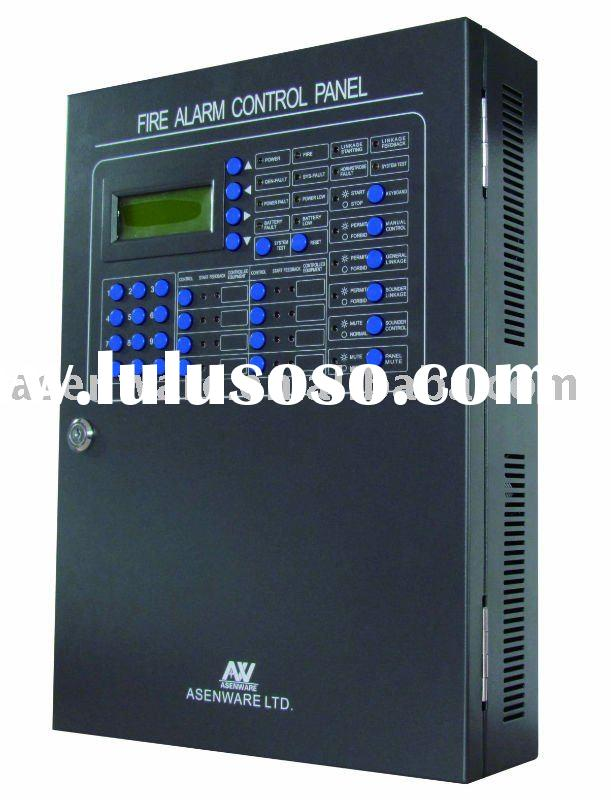 Addressable fire alarm control panel 324 points