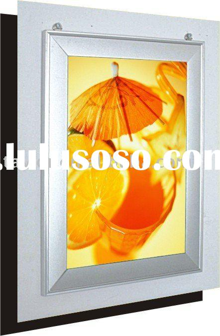 Advertising Light Box Display
