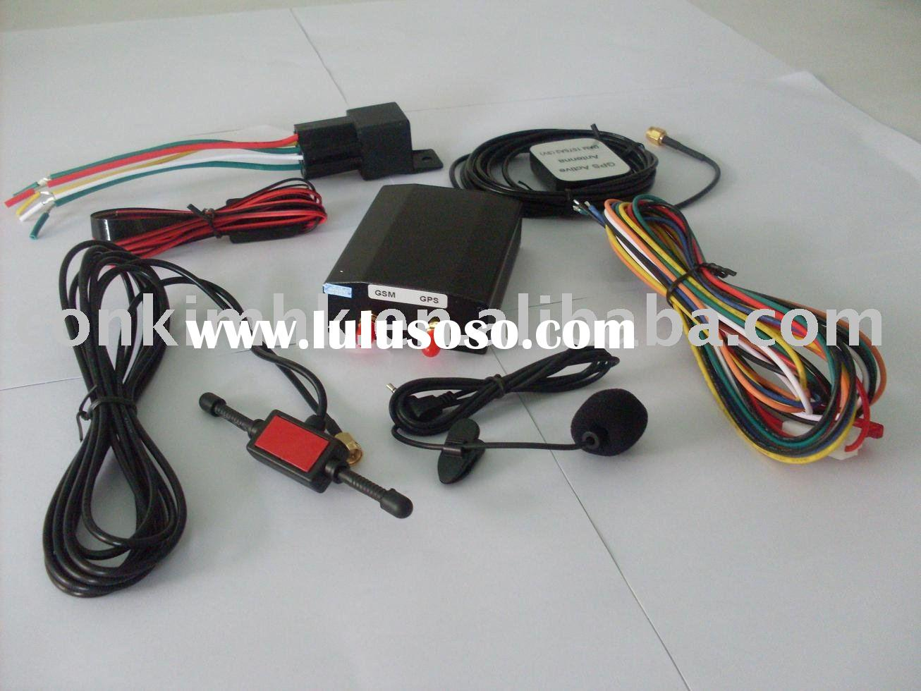 CKM-TK103 Vehicle GPS Tracker 850/900/1800/1900Mhz
