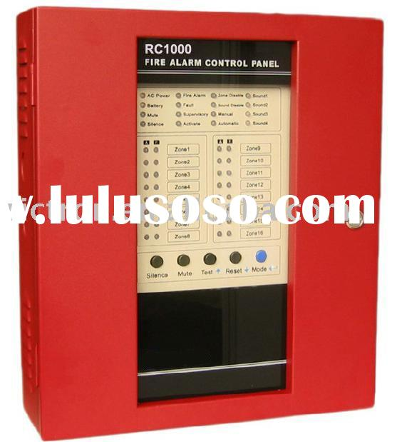 Conventional Fire Alarm Control Panel   RC1000