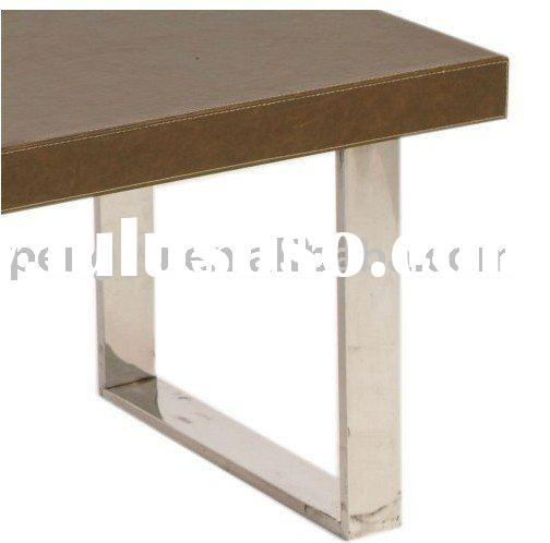 Custom Stainless Steel Dining Table Leg frame/bases furniture frame/table leg