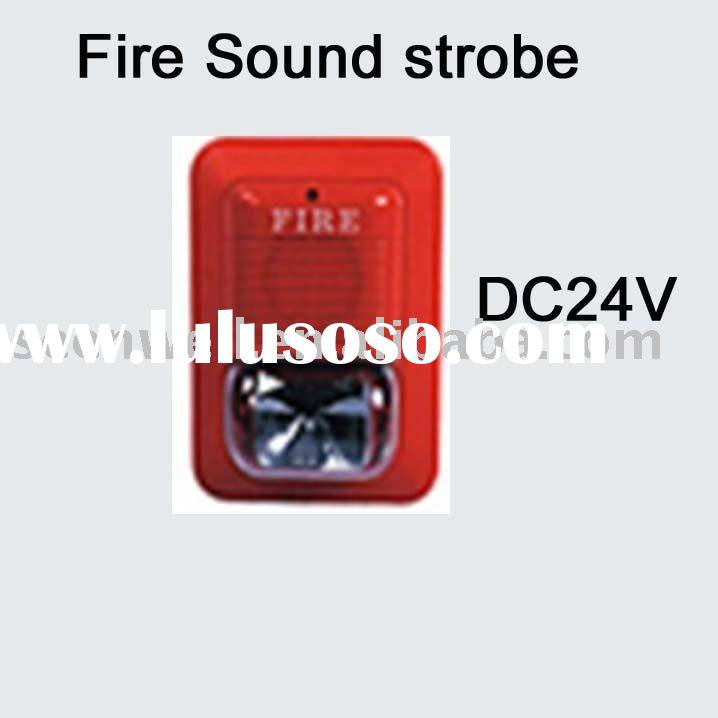 Fire Alarm Siren Strobe,security horns,strobe light,siren with strobe,alarm light,fire alarm,fire li