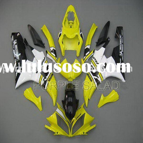 For Yamaha YZF-R6 06 07 Yellow Motorcycle Spare Parts/ Scooter Frame