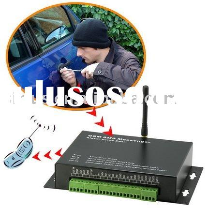 GSM Car Alarm Systems