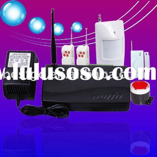 GSM DIY Wireless&Wired Home Burglar Alarm System
