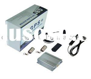 GSM & GPS car alarm systems