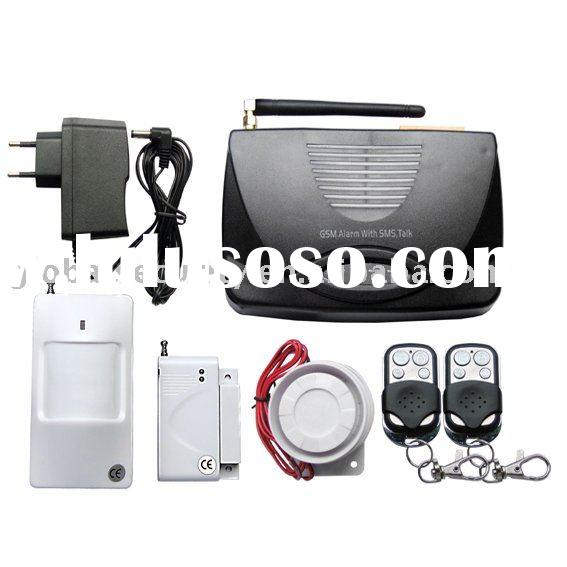 GS-M3D  GSM home alarm system with audio message recording