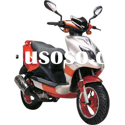 Gas Motor Scooter Equipped with 50cc Engine WZMS0506 EPA
