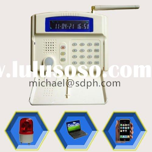 Intruder alarm and burglar alarm system for home and office safety G50E-B