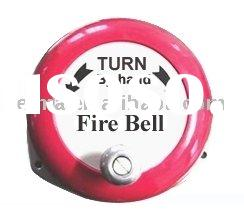 Manual fire alarm bell