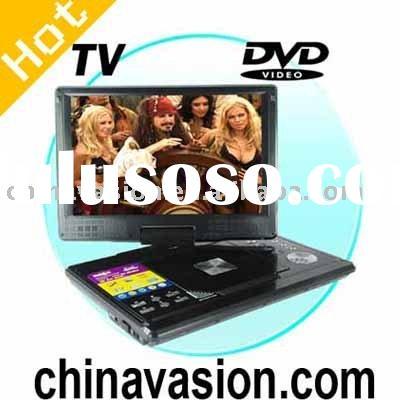 Portable DVD / Portable DVD Player, 12 Inch Wide screen DVD Player