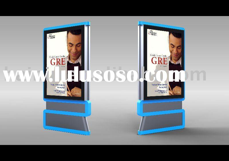 Scrolling Light Box Display Manufacturers In LuLuSoSo