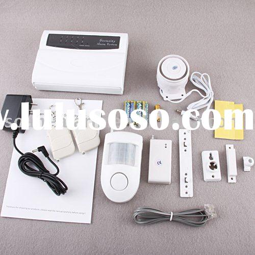 Wired/Wireless auto dial personal alarm System