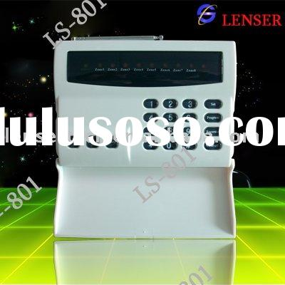 Wireless and Wired Home Alarm System(LS-801)