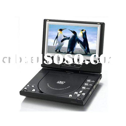 best portable dvd player(BT-D7589)