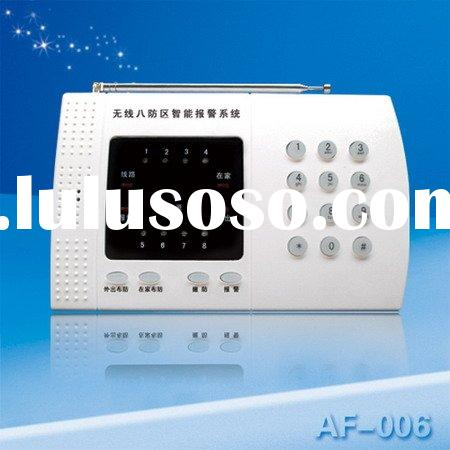 free home alarm system wireless security alarm system voice alarm systems