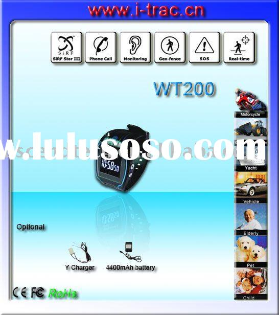 gps tracking device for kids, adult, senior citizen with GPRS web based online tracking software