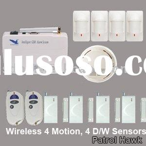 home alarm wireless GSM