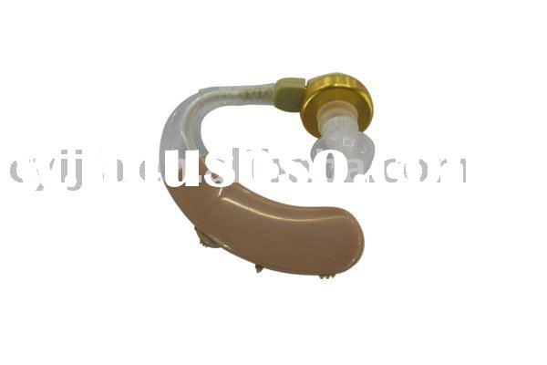 mini behind ear hearing aid