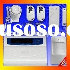 wireless GSM alarm system with LCD  ( AF-GSM3)