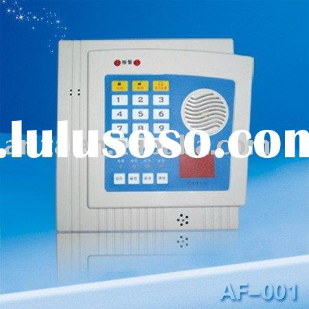 wireless alarm security system monitoring system free home alarm system