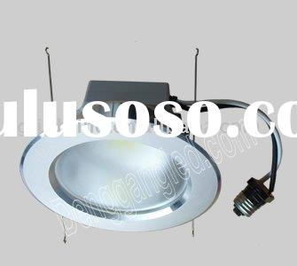 10W recessed LED downlight