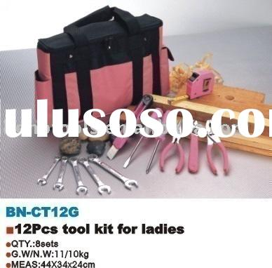 12 piece women tool set