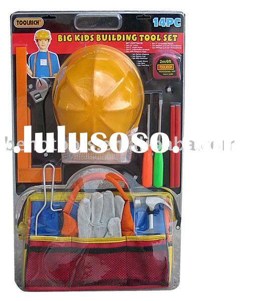 14PCS CHILDREN'S TOOL SET