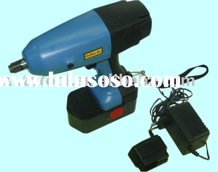 "1/2""  Dr. Cordless Impact Wrench Set"