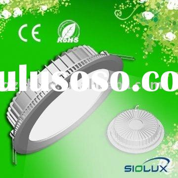 2011 square recessed downlight