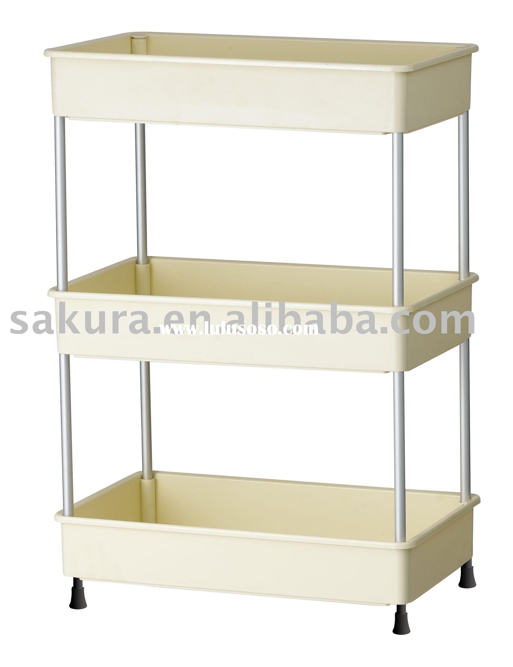 Plastic Storage Shelf
