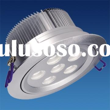 6*1W LED downlight, LED ceiling light, LED light, LED recessed light