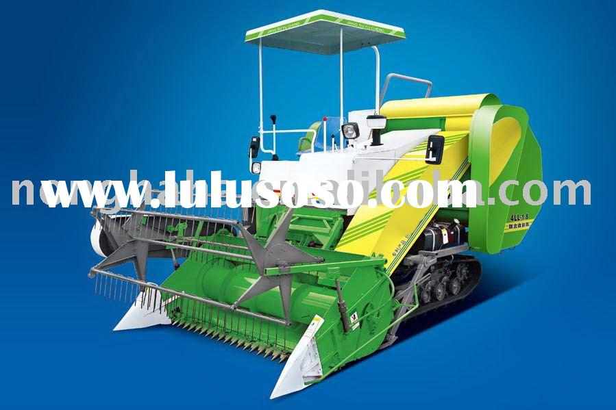 Agricultural Machines,harvester,rice&wheat harvester