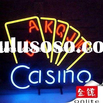 Electronic Sign/ Casino Neon Sign