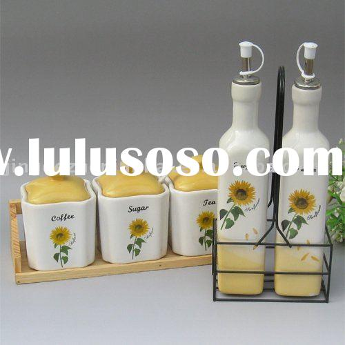Jingdezhen porcelain kitchen ware set