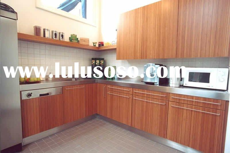 Wood Veneer Kitchen Cabinets With Natural Wood Veneer Kitchen Cabinets