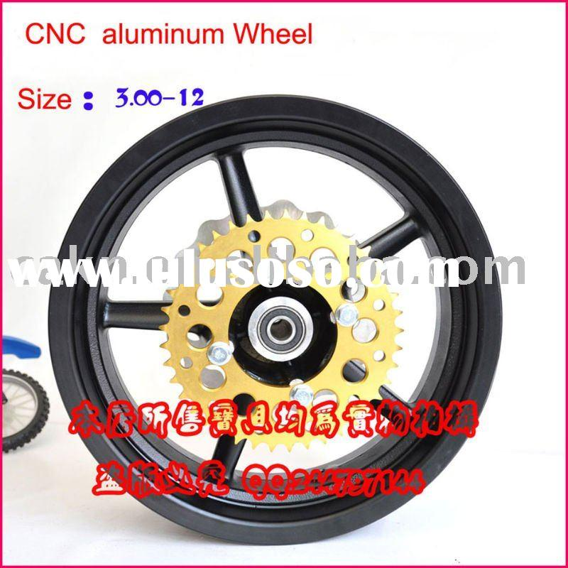 Motorcycle Parts Dirt Bike Alloy Wheel Rim pit bike / dirt bike aluminum wheels / rims